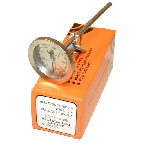 Thermomètres à Plomb