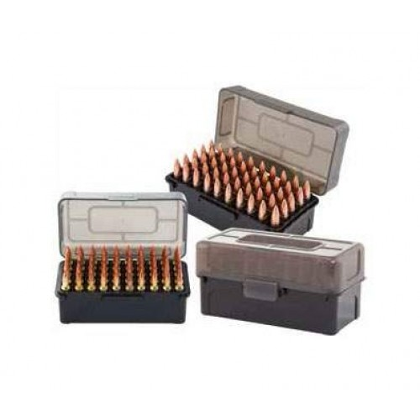 Frankford Arsenal Hinge-Top #512 Boite 50 Munitions 22BR, 6.8 REM SPC, 7.62X39