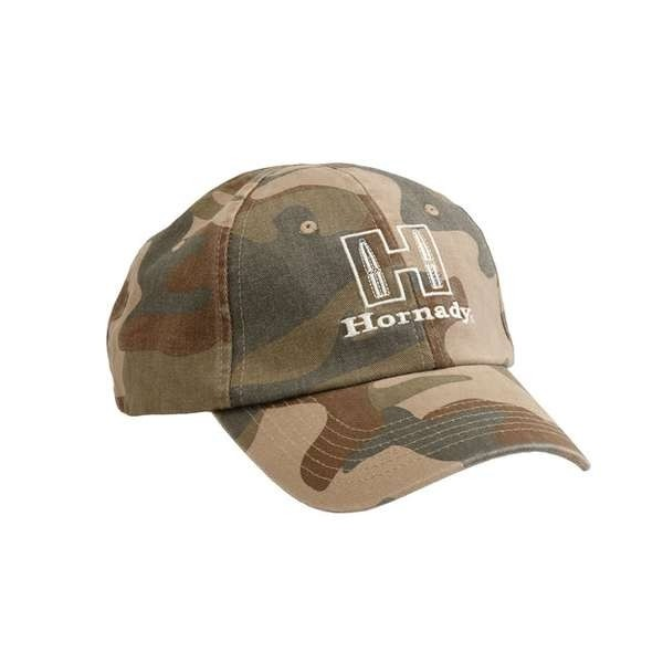 Hornady 99299 Casquette Vintage Camouflage