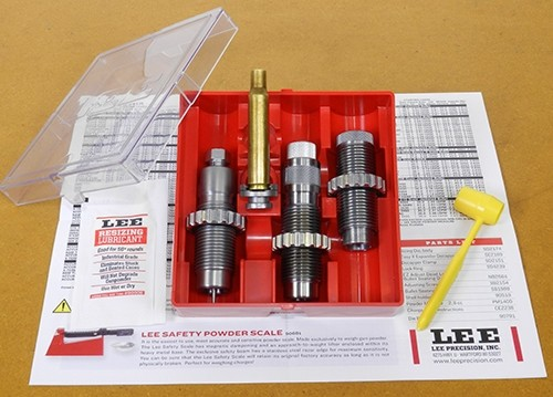 Lee Pacesetter 3-Die Set Very Limited 300 HAMR