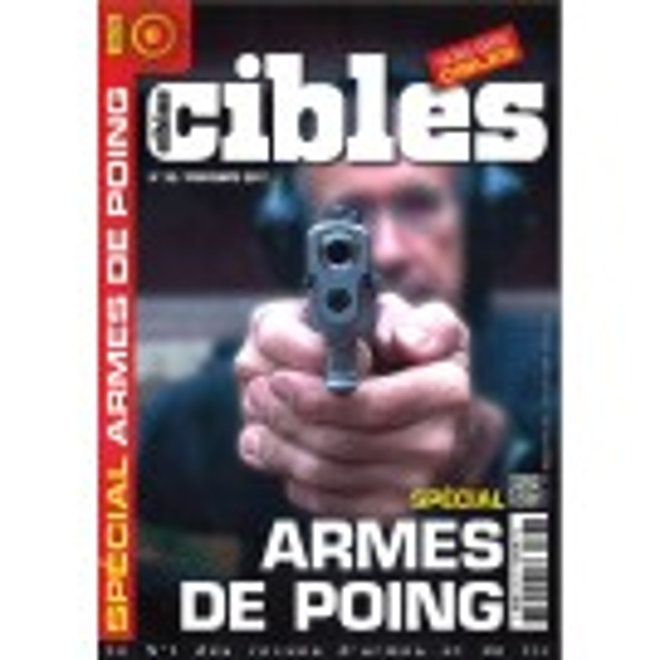 Cibles Hors-Série Spécial Armes De Poing