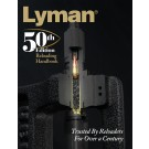 Lyman 50th Edition Reloading Handbook Hardcover
