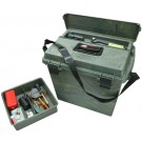 MTM Spud-7 Sportmans Utility Drybox 47x33x38 Vert Camo