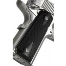Pachmayr G10 Tactical Grips Ruger Sig 938 Black Aluminium Checkered