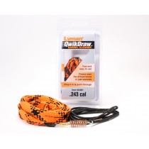 Lyman Qwikdraw Bore Cleaner .243 Cal