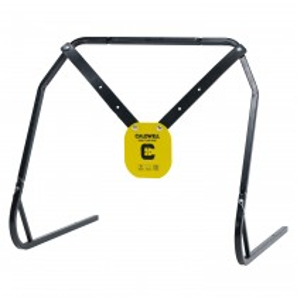 Caldwell Combo Gong AR500 & Support de Cible
