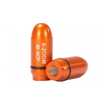 A-Zoom StrikerCap 45 ACP 2-Pack
