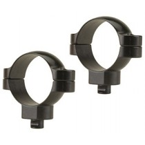 Leupold 30mm Bagues QR High Brillant