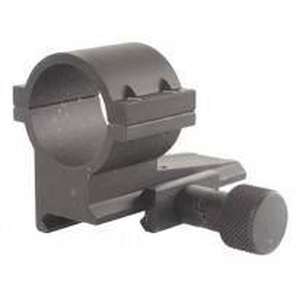 Aimpoint QRP2 Colliers Montage Picatinny 30mm Démontage Rapide Matte Haut