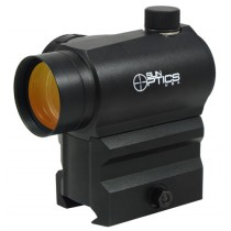 Sun Optics USA Micro Point Rouge 3MOA Avec Réticule T-DOT