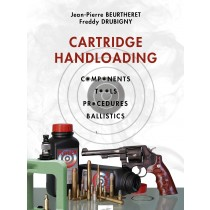 Cartridge Handloading Jean-Pierre Beurtheret / Freddy Drubigny en Anglais