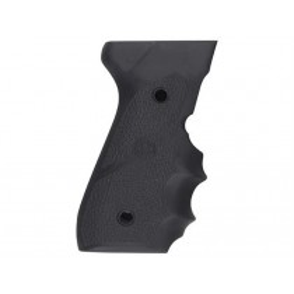 Hogue Plaquettes Enveloppantes Caoutchouc Avec Empreintes Beretta 92FS, 92SB, 96, M9 Noir