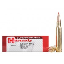 Hornady Munitions 30-06 Springfield 165gr Superformance SST x20