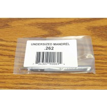 Lee Undersize Mandrel .262
