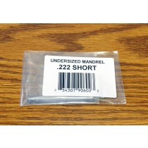 Lee Undersize Mandrel .222 SH