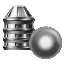 Lee Moule 2-Cavité REAL Combo 45-200 & .440 Round Ball