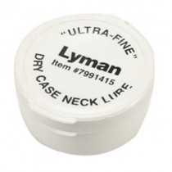Lyman Fine Powdered Mica Lubrifiant à Sec 3g