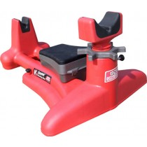 MTM K-Zone KSR-30 Support de Tir Rouge