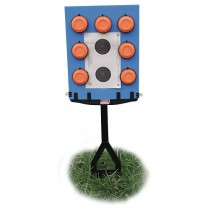 MTM Jammit Target System - Support - Panneau Cible - 18 Clips Plateaux Ball Trap