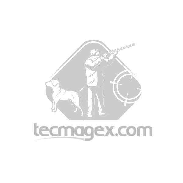 MTM RS-100 Boite à Munitions Flip-Top 223 204 Ruger 6x47 Bleu Transparent