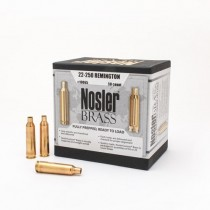 Nosler Custom Douilles 22-250 Remington x50