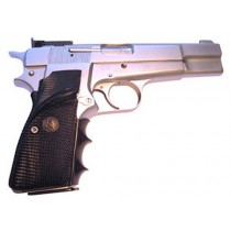 Pachmayr Signature Grips with Back Straps Browning HP 9mm & 40 S&W Gripper B-HPC