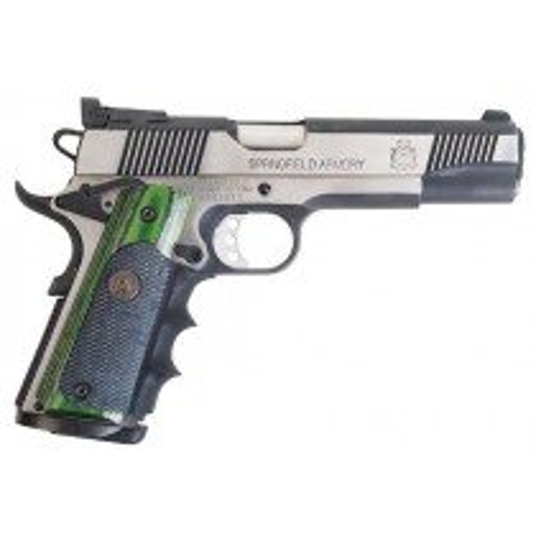 Pachmayr American Legend Colt 1911 Bois Laminé Vert
