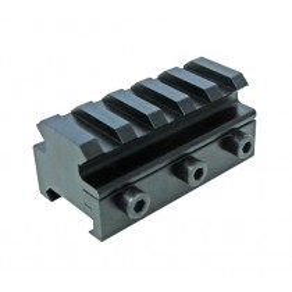 "Sun Optics USA Embase Micro Réhausse 2""/50MM Tactique AR-15"