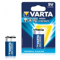 Varta Pile High Energy 9v